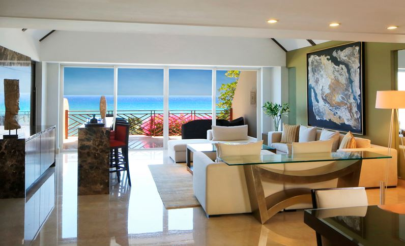 Grand Velas Riviera Maya - Suite Grand Class Presidencial