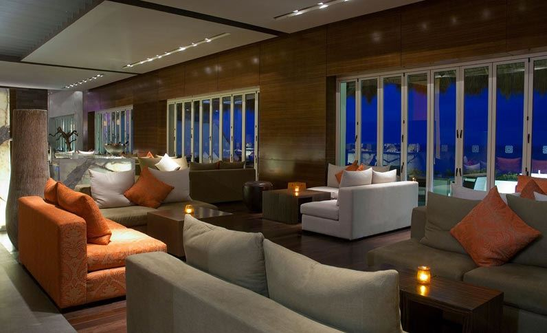 Grand Velas Riviera Maya - Sky Bar - Ambiente Grand Class