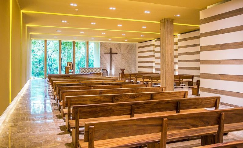 Grand Velas Riviera Maya Weddings - Capilla