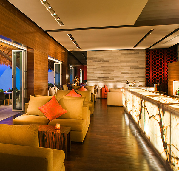 Sky Bar en Grand Velas Riviera Maya