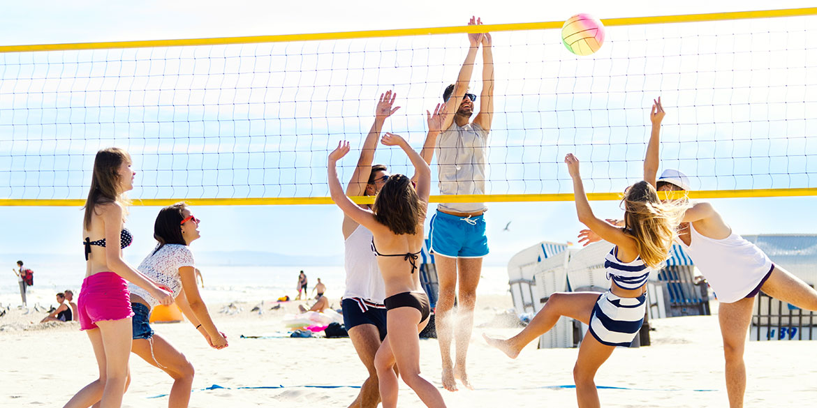 Enjoy Beach Games in Grand Velas Riviera Maya