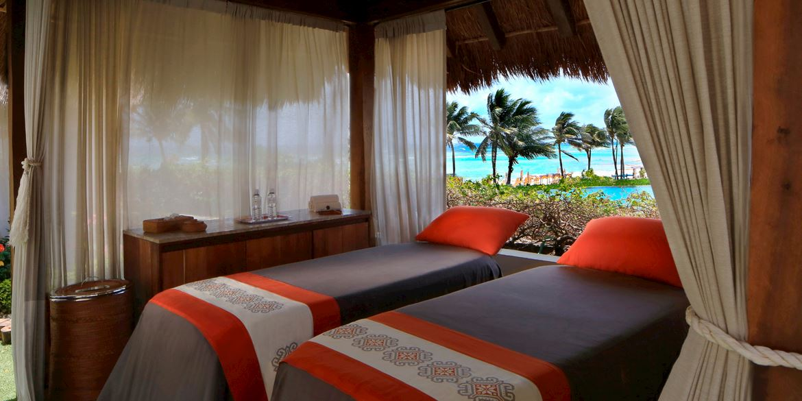 Grand Velas Riviera Maya offering Spa Escape