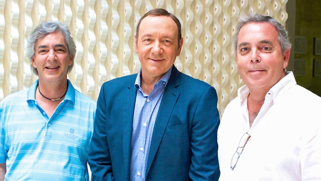 Where Did Kevin Spacey Stay After Presenting At Tianguis Turistico?